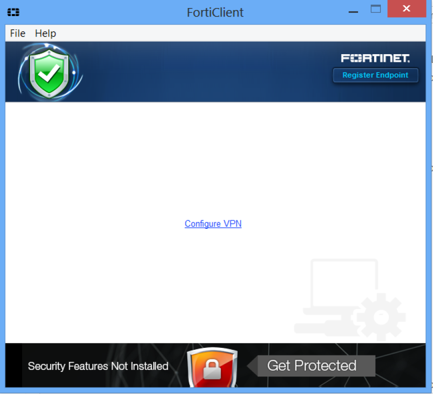 forticlient windows 7