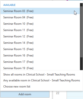 Outlook 2013 and OWA - Scheduling a Meeting - CSCS Guides - Clinical